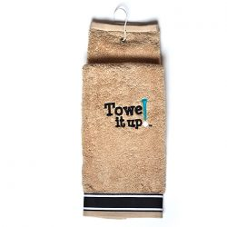 golf bag towel